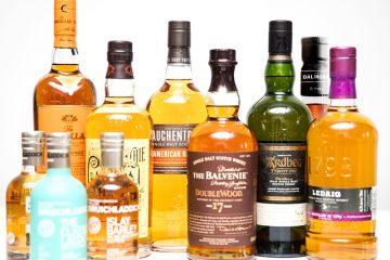 Односолодовый виски: определение и виды