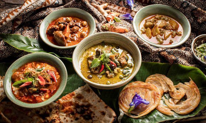 Тайские блюда