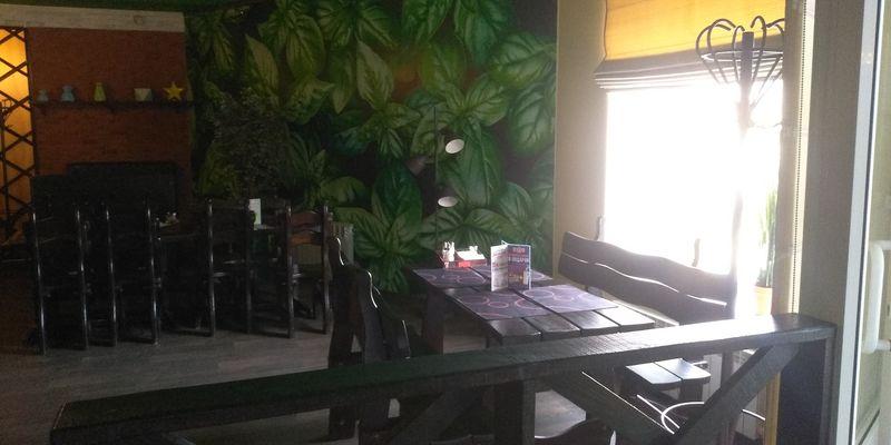 Кафе Базалик Луганск