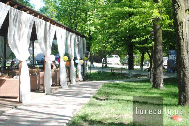 Дача Луганск лесное гриль кафе