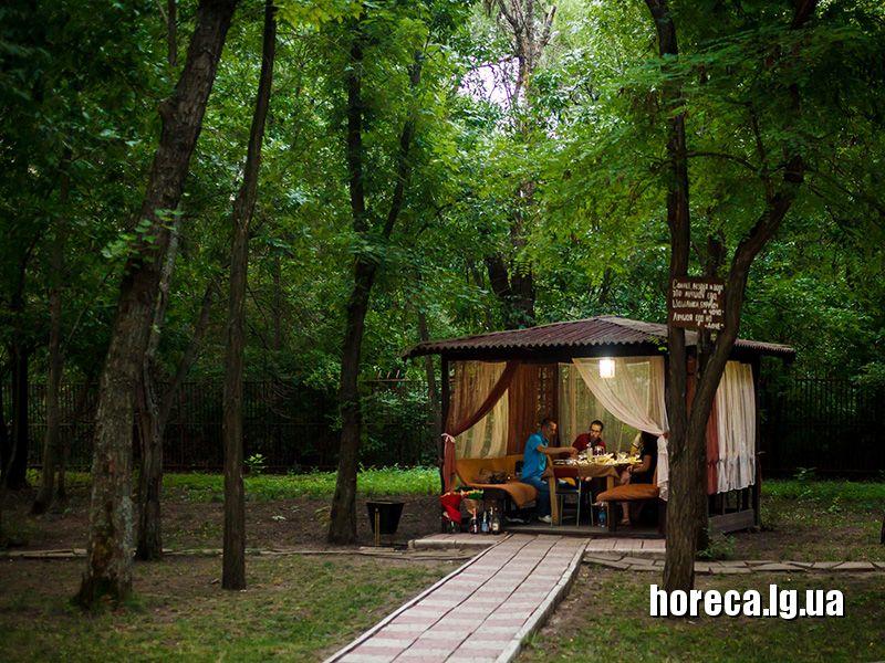 Дача Луганск ресторан