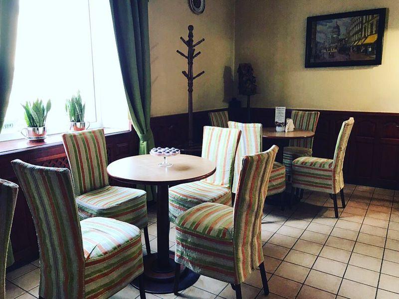 Дом кофе Луганск