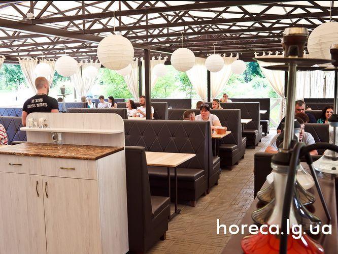 Кафе Пешков Луганск