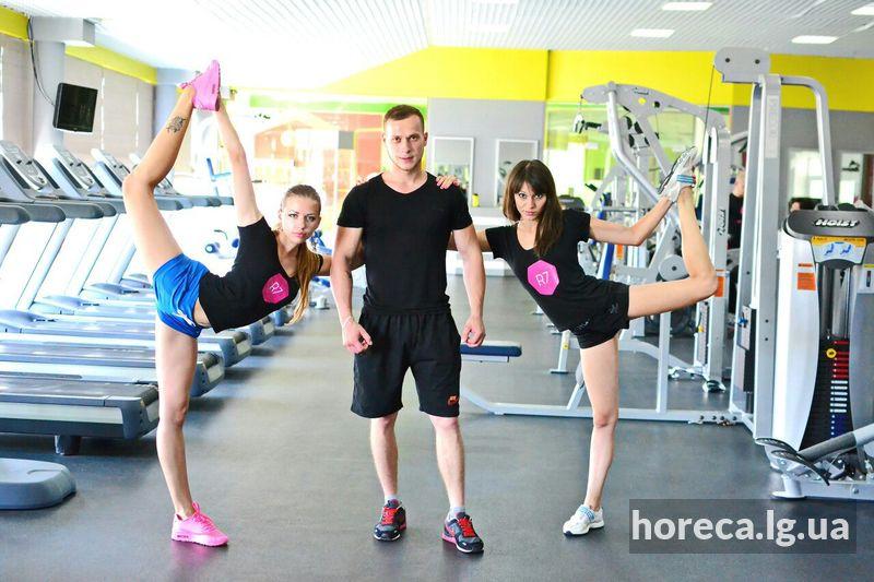 R7 фитнесс Луганск