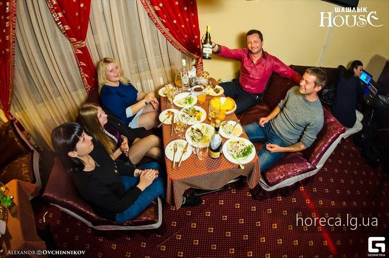 Шашлык House Луганск
