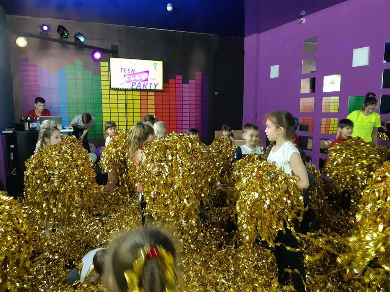 "TeenClub ""PARTY"" Луганск"